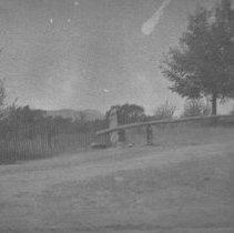 Image of 1979.32.15 - Road possibly at Napa Soda Springs