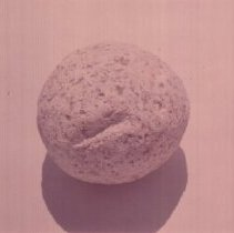 Image of 1982.21.37 - Stone tool from Wappo burial site