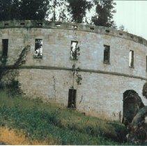 Image of 1982.57.10 - Rotunda ruins at Napa Soda Springs