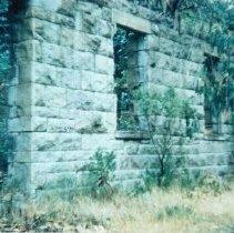 Image of 1982.57.15 - Bottling Works ruins at Napa Soda Springs