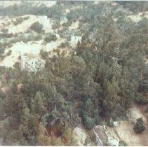 Image of 1982.57.21 - Aerial view of ruins at Napa Soda Springs