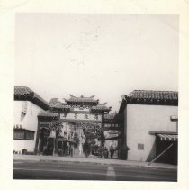 Image of 1983.16.3i - Gateway to Chinatown
