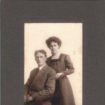 Image of 1983.18.10a - Rita and Ed Bordwell