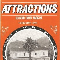 Image of Attractions, Redwood Empire