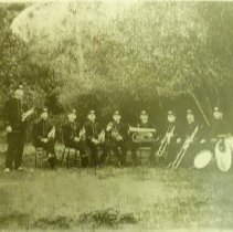 Image of 1985.13.7 - Monticello Band, 1905