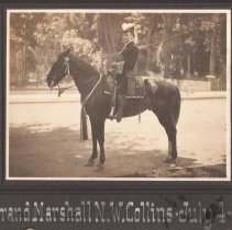 Image of 1985.2.2a - Grand Marshall Nelson Collins
