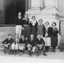 Image of 1985.9.43 - Napa Union High students