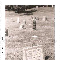 Image of Sam Brannan Grave