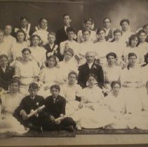 Image of Central School Class of 1907