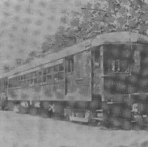Image of 1992.55.15 - Napa Valley Route car 60