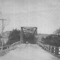 Image of 1992.55.16 - Old Trancas Bridge