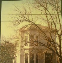 Image of 1993.36.3 - Old House with Tree