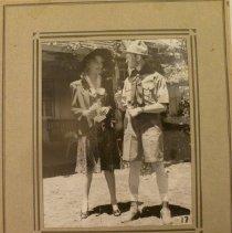 Image of 1993.9.8 - Carole Lombard and Garson Kanin