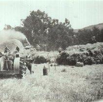 Image of 1998.29.7 - Threshing and winnowing grain