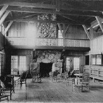 Image of 2002.43.136 - Interior Social Hall, Aetna Springs