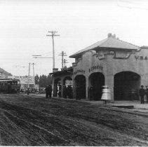 Image of 2002.43.145 - Depot Station
