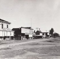 Image of 2002.43.6 - Main Street, Rutherford