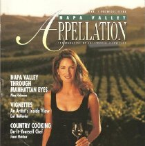 Image of Napa Valley Appellation, The Magazine of California Lifestyles