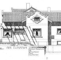 Image of Lindow side elevation