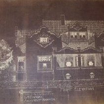 Image of 2. Residence for W.J. Lindow