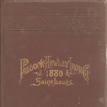 Image of Paddock-Hawley Iron Company Catalogue