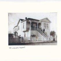 Image of 2008.36.1 - Hayes Street Residence