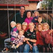 Image of Crane family