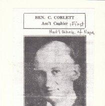 Image of 2009.2.54 - Ben C. Corlett