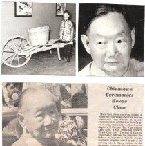 "Image of 2009.2.86 - Shuck Chan ""Chinatown Ceremonies Honor Chan"""