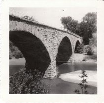 Image of 2009.47.16 - Bridge over Putah Creek