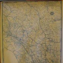 Image of Napa County town names