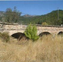 Image of 2010.108.1 - Garnett Creek Bridge