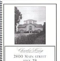 Image of Charles Krug Winery