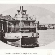 Image of Steamer Zinfandel