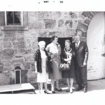 Image of 1973.6.28g - Plaque dedication for Beringer Bros. Winery