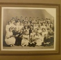Image of 1995.55.1b - Central School class of 1918