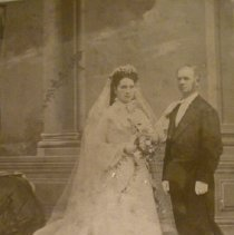 Image of Wedding photo of G. Grozinger