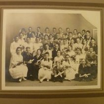 Image of 2011.2.82 - Central School class of 1918