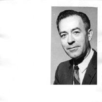 Image of Postmaster Charles R. Harper
