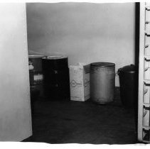 Image of 2011.61.1101 - Interior photograph of the old jail prior to its demolition in 1975.