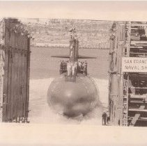 Image of 2011.61.1309 - Mare Island submarine