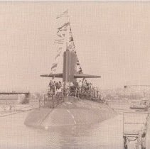 Image of 2011.61.1313 - Mare Island submarine