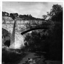 Image of 2011.61.1316 - Pope Street Bridge, St. Helena, California.