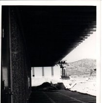 Image of 2011.61.1625 - Construction of Napa Junior College ca. 1960s.