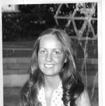Image of Robie Little in 1974.