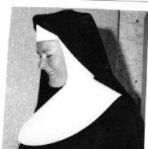 Image of Sister Bernadette in July 1964.