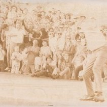 Image of 2011.61.1988 - Golfer at the Kaiser International Open