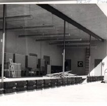 Image of 2011.61.2128 - Loading dock of Napa Post Office