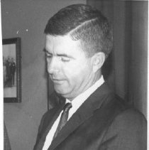 Image of 2011.61.225 - Photograph of Judge William Blanckenburg