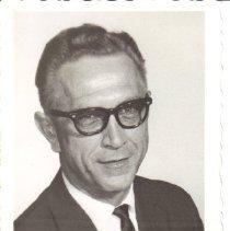 Image of 2011.61.2549 - Floyd Seifert, Superintendent of Schools, ca. 1964. Golfers at Napa Municipal Golf Course in John F. Kennedy Park.
